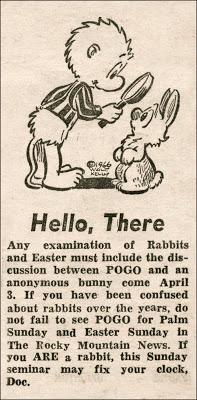 Pogo Bunny